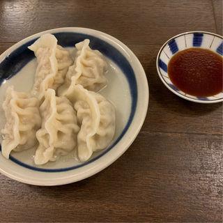 水餃子  5個(店屋町バール 鈴太郎)