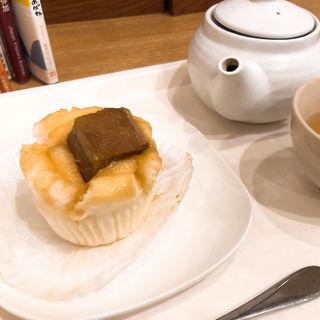 豚角煮蒸しパン(目黒八雲むしぱん )