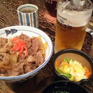 東京牛丼(牛の力 (とうきょうぎゅうどん・ぎゅうのちから))