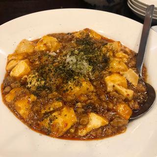 麻婆豆腐(中国料理・熊猫食堂 )