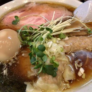 ワンタンメン(稲荷屋 (イナリヤ))