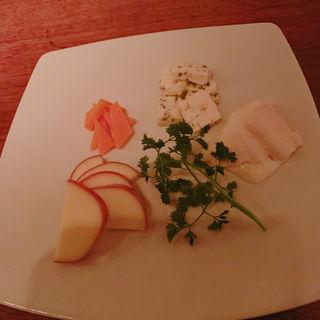 チーズ盛合せ(マイモンプラチナム)