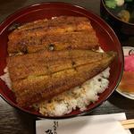 うな丼 特上(魚伊 本店 (うおい))
