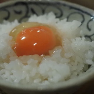 卵かけご飯(やき亭ぼーの )
