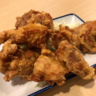 鶏の唐揚(堺泉北2号線食堂 (まいどおおきに食堂))