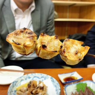 シューマイ串(大衆割烹 藤八 (たいしゅうかっぽうとうはち))
