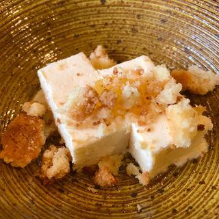 飯のデザート(徳山鮓 (とくやまずし))