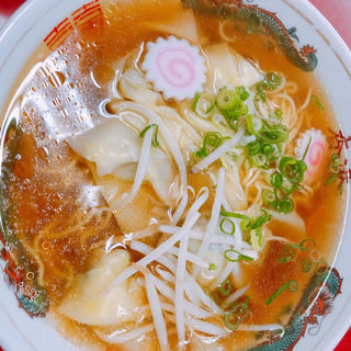 ワンタン麺(香港 (ホンコン))