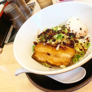 油そば 並(清麺屋)