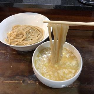鶏白湯つけめん(桐麺 )