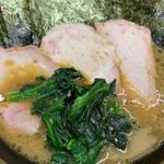 チャーシュー麺  海苔トッピング