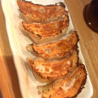 餃子(魚骨ラーメン 鈴木さん )