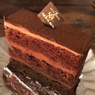 チョコレートケーキ(アルパジョン )