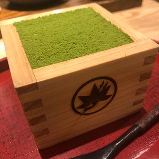 抹茶ティラミス(もみじ茶屋 鎌倉小町通り)