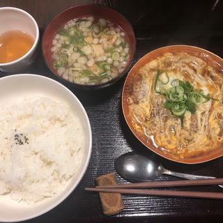 かつ丼(喝鈍 法善寺横町店 (かつどん))