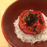 ローストトマト飯