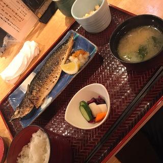 焼き魚膳(味彩坊 )