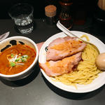 つけ麺(麺屋武蔵 武骨相傳)
