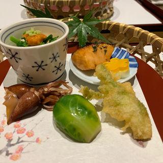 トマトすきやき(和牛増量プラン)(三田ばさら )