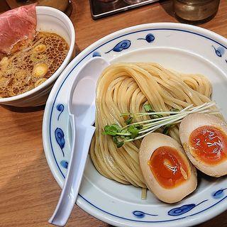 サバ濃厚鶏つけ麺(サバ6製麺所 鶴橋店)