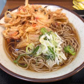 天ぷらそば(浪子そば 新逗子駅店 )