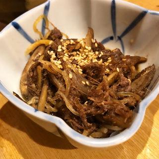牛しぐれ煮(居酒屋ニューシンマチ )