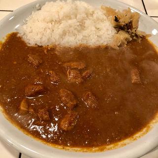 ポークマサラ+超激辛(Curry House チリチリ )