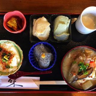 3種のおぼろ豆腐セット(近江屋長兵衛商店)