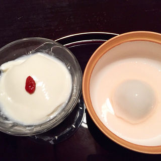 杏仁豆腐(膳處漢ぽっちり)