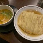 こんぶ水つけ麺300g