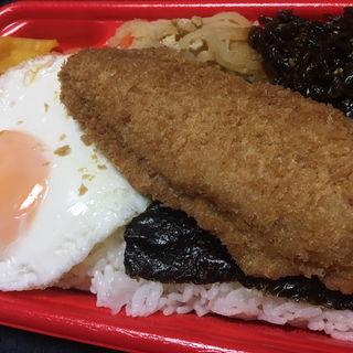 海苔弁鮭フライ(セイコーマート 山鼻9条店)