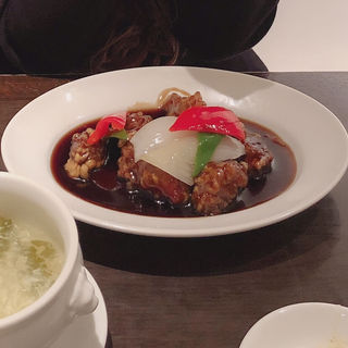 酢豚定食(南翔饅頭店 西武渋谷店 )