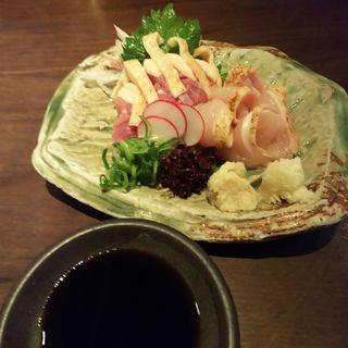 薩摩鶏タタキ