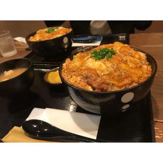 カツ丼(並)(ポミエ )