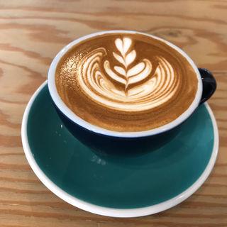 カフェラテ(Okei coffee)