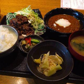 肉肉ランチ(しゃにむに (SHANIMUNI))