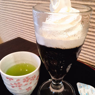 コーヒーゼリー(源宗園)