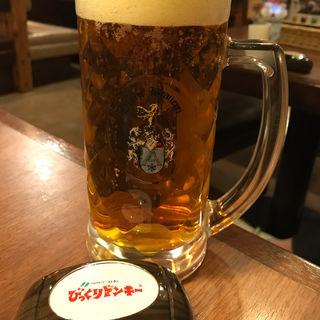 ビール(びっくりドンキー 新宿靖国通り店 )