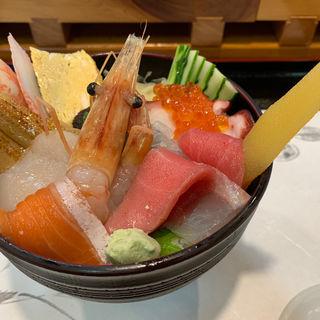 塩竃海鮮丼(仁王寿司 (におうずし))