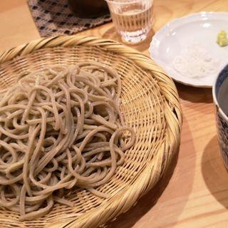蕎麦(そばと酒 えもり)