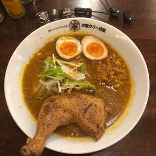 ウルトラチキンカリー拉麺