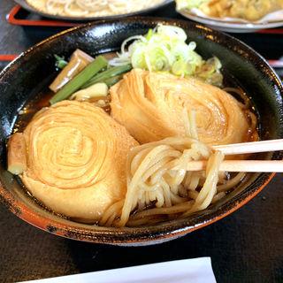 湯葉蕎麦(むつみ庵 )