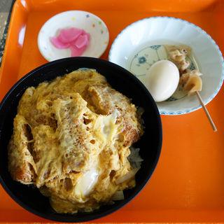 カツ丼(福岡市役所 本庁舎 社員食堂)