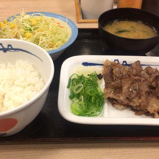 牛焼肉定食(松屋 瀬戸店 )