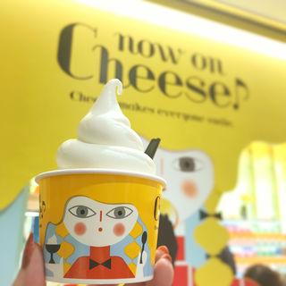 レアチーズソフト(now on Cheese♪ ナウオンチーズ)