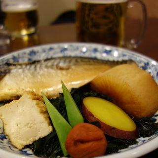 魚の煮付け(味の正福 アクロス店)