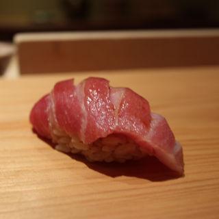 大トロ(鮨さかい)