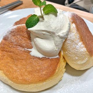 奇跡のパンケーキ(BOUL'ANGE 仙台店)