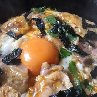 親子丼(かるいち)