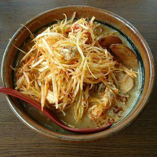 北海道味噌ラーメン(田所商店 千葉北店 (タドコロショウテン))